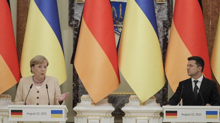 Ζελένσκι: Ο Nord Stream 2 είναι ένα επικίνδυνο γεωπολιτικό όπλο της Ρωσίας