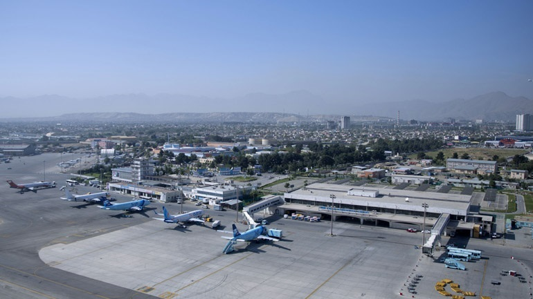 ΗΠΑ: Η Ουάσινγκτον συζήτησε τον μελλοντικό έλεγχο του αεροδρομίου της Καμπούλ με τους Ταλιμπάν