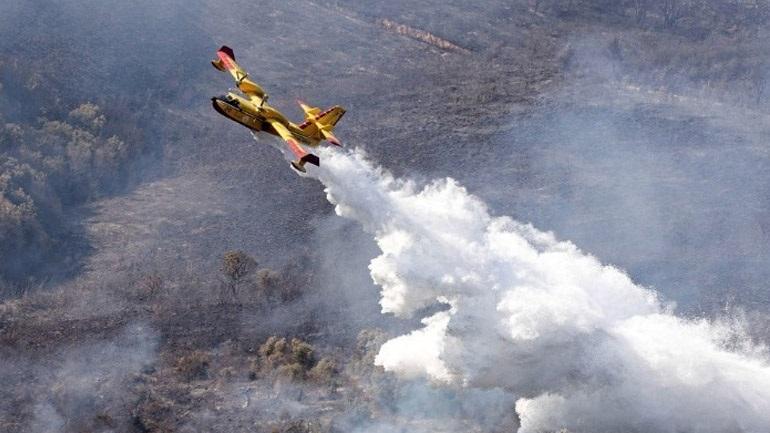 Ιταλία: Από την αρχή του χρόνου κάηκαν 1.580.000 στρέμματα δασικών εκτάσεων