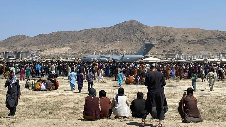 Έκρηξη κοντά στο αεροδρόμιο της Καμπούλ