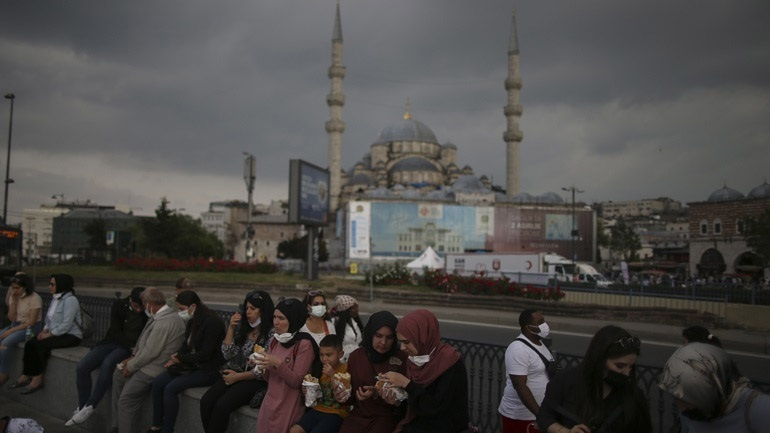 Τουρκία: Περισσότερα από 19.500 περιστατικά κορωνοϊού σε 24 ώρες