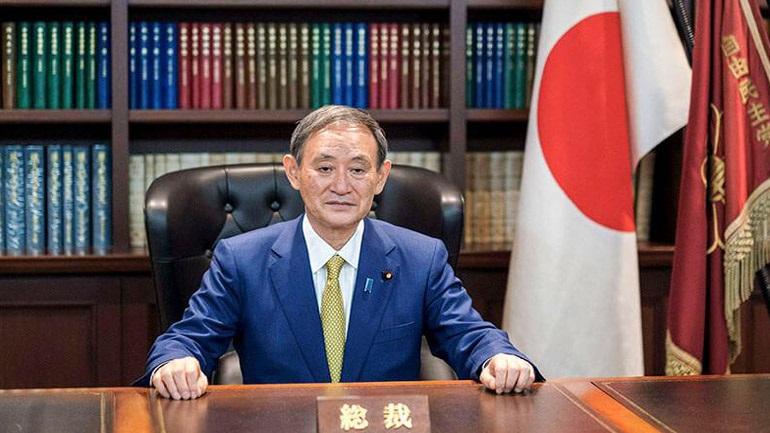 Ο πρωθυπουργός της Ιαπωνίας Γιοσιχίντε Σούγκα δεν θα διεκδικήσει την επανεκλογή του