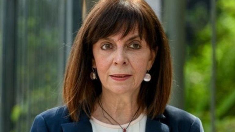Συγχαρητήρια Σακελλαροπούλου στον Θανάση Προδρόμου για την κατάκτηση του ασημένιου μεταλλίου