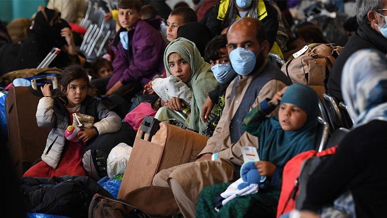 Ευρωπαϊκή Ένωση: Αναμένει μαζική εισροή Αφγανών προσφύγων