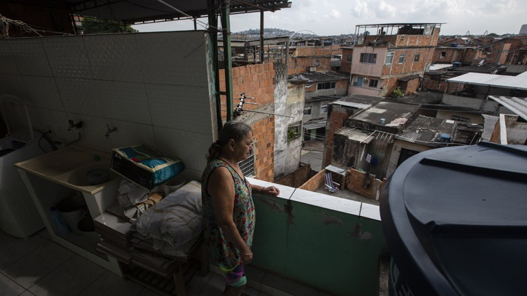Covid-19: 250 θάνατοι το τελευταίο 24ωρο στη Βραζιλία