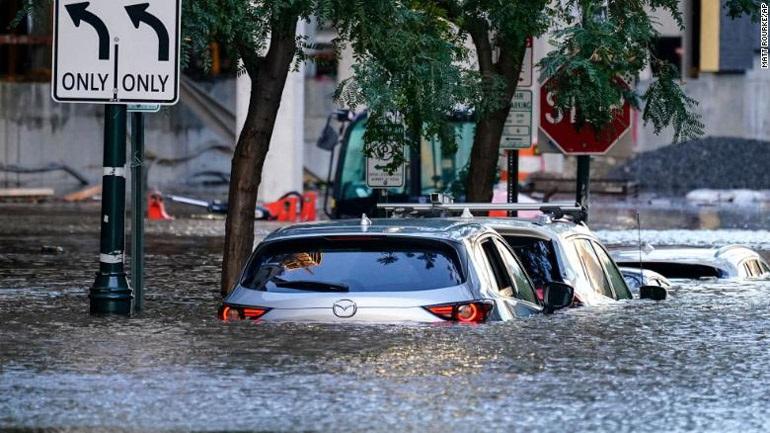 Τους 26 νεκρούς έφθασε ο απολογισμός των θυμάτων του κυκλώνα Άιντα στη Λουιζιάνα