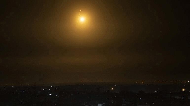 Ισραήλ: Μαχητικά αεροσκάφη έπληξαν εγκαταστάσεις της Χαμάς
