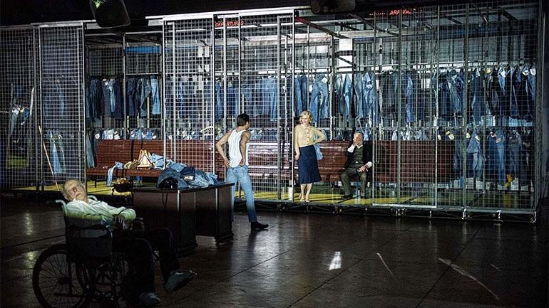 «Οδύσσεια. Μια ιστορία για το Χόλιγουντ» του Κριστόφ Βαρλικόφσκι στο Φεστιβάλ Αθηνών Επιδαύρου