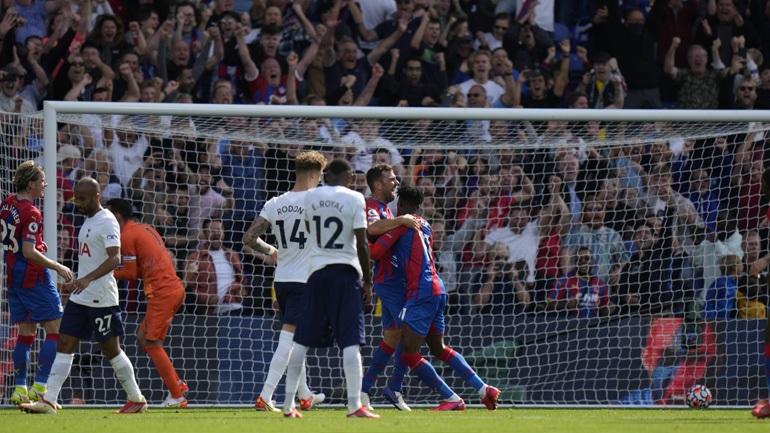 Αγγλία: Πρώτη ήττα για την Τότεναμ, συνετρίβη 3-0 από την Κρίσταλ Πάλας