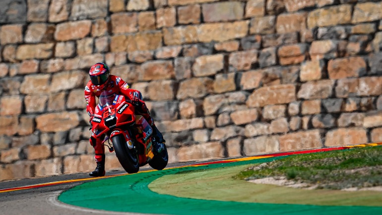 MotoGP Αραγονίας: Άξια νίκη για τον Bagnaia έπειτα από τρομερή μάχη με τον Marquez