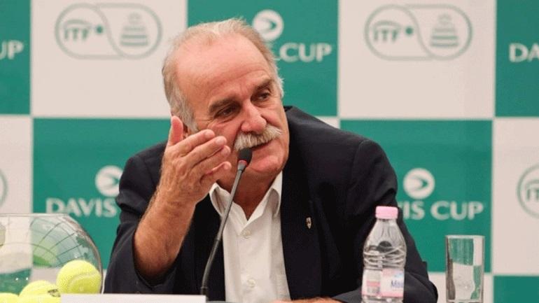 Τένις: Ο Σπύρος Ζαννιάς για την Εθνική Ομάδα και το Davis Cup