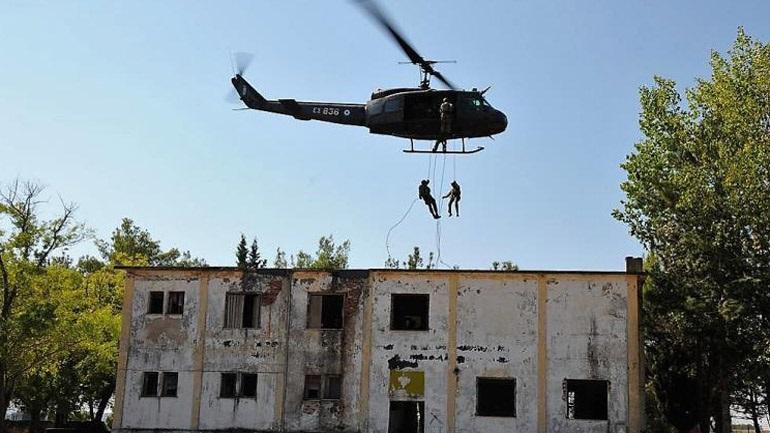Οι ειδικές δυνάμεις Ελλάδας και Βουλγαρίας σε κοινή άσκηση - Δείτε εικόνες