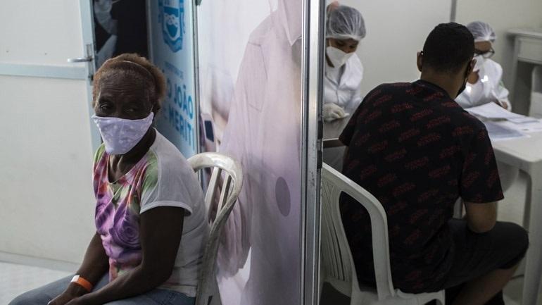 Κορωνοϊός: 731 θάνατοι το τελευταίο 24ωρο στη Βραζιλία