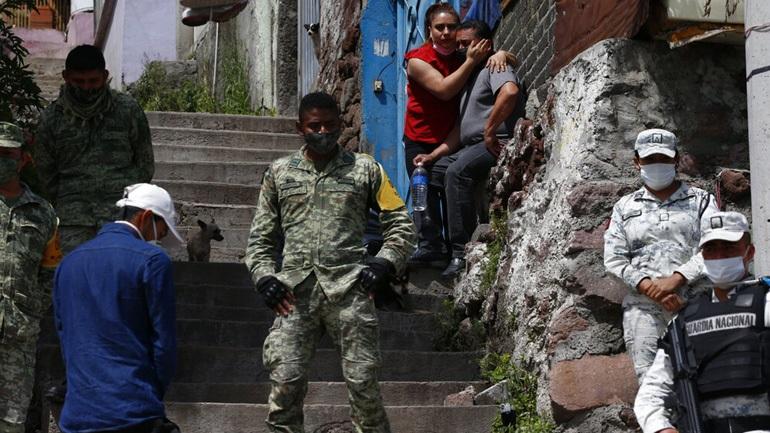 Μεξικό: Οι αρχές διέσωσαν 22 άτομα που είχαν απαχθεί σε ξενοδοχείο