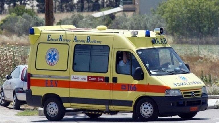 Θεσσαλονίκη: Ένας νεκρός μετά από σύγκρουση φορτηγού με μοτοσικλέτα