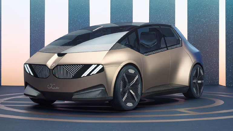 Η BMW μάς δείχνει το αυτοκίνητο του 2040