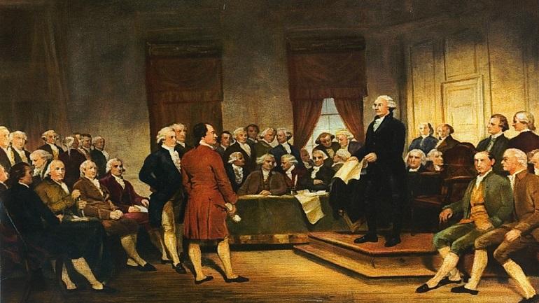 Το Σύνταγμα των ΗΠΑ σε δημοπρασία για 15 έως 20 εκατομμύρια δολάρια