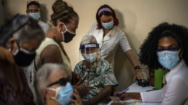 Περισσότερα από 8.000 νέα περιστατικά κορωνοϊού στην Κούβα
