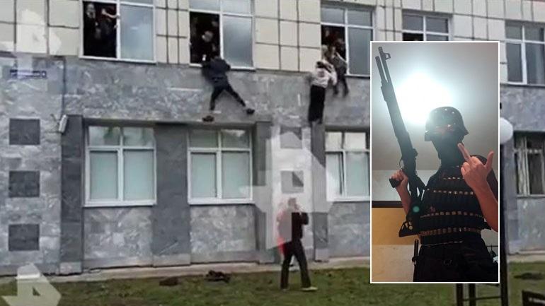 Τρόμος σε ρωσικό πανεπιστήμιο