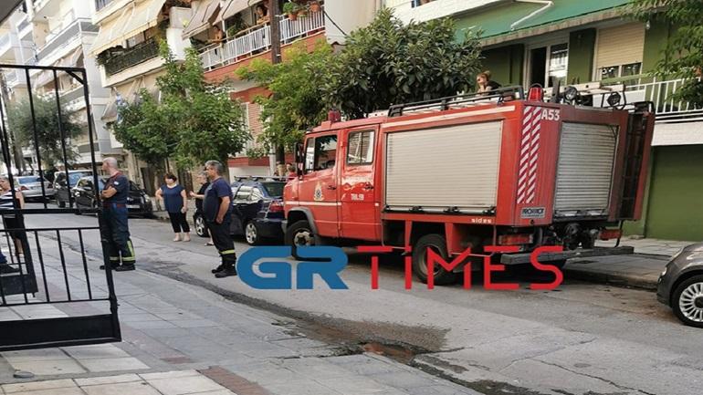 Θεσσαλονίκη: Αναστάτωση από έκρηξη σε υποσταθμό της ΔΕΗ