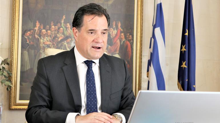 Γεωργιάδης: Απορρόφηση των ανατιμήσεων με μείωση φόρων και εισφορών