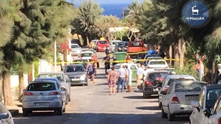 Ρόδος: Δολοφονία 30χρονης στη μέση του δρόμου – Δέχτηκε δύο πυροβολισμούς