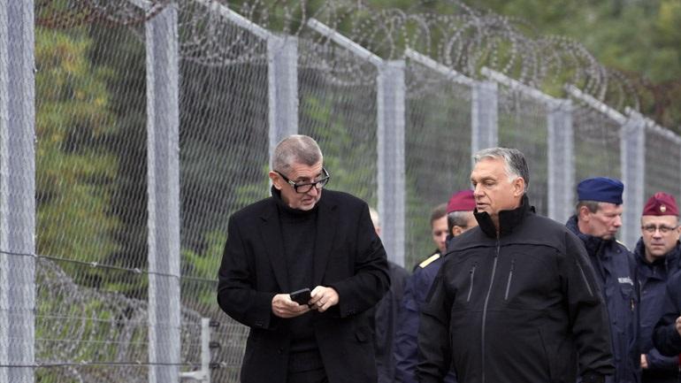 Τσεχία: Δεκάδες αστυνομικοί στα σύνορα Ουγγαρίας – Σερβίας