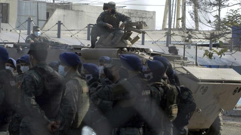 Ισημερινός: Η αστυνομία ανέκτησε τον έλεγχο της φυλακής της Γουαγιακίλ