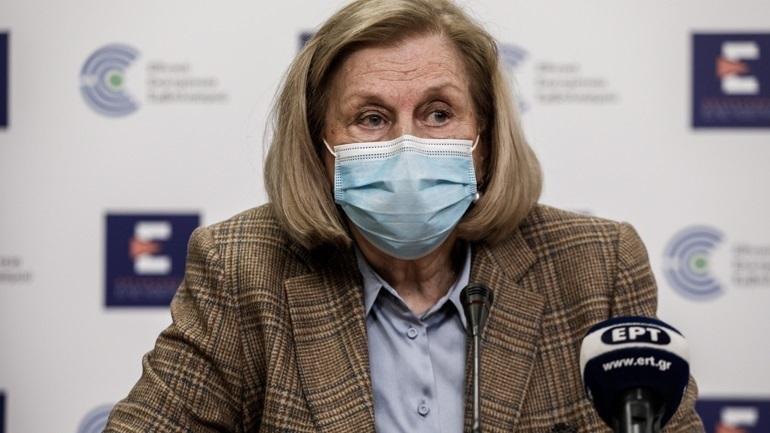 Μ. Θεοδωρίδου: Το εμβόλιο της γρίπης μπορεί να γίνει ακόμα και την ίδια ημέρα με άλλα εμβόλια
