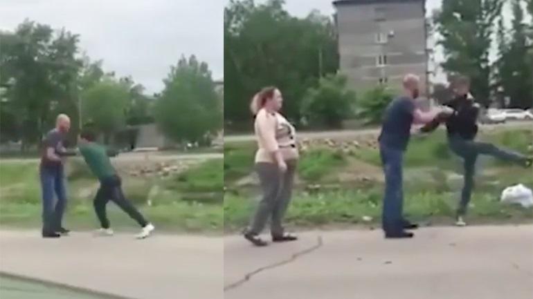 Μάχη μεθυσμένων (Ρωσία)