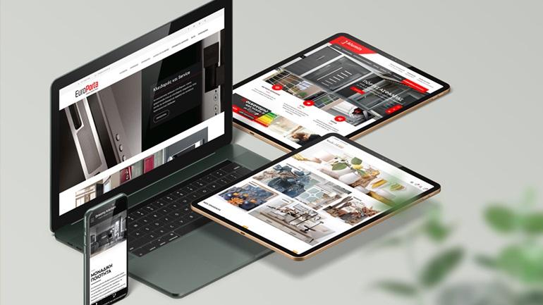 Κατασκευή ιστοσελίδων – Από τον σχεδιασμό της μέχρι και τη συντήρηση της