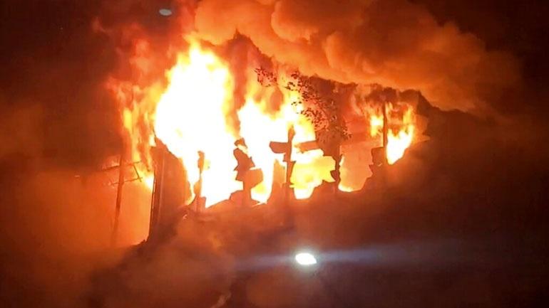 Ταϊβάν: Σαράντα έξι άνθρωποι έχασαν τη ζωή τους από πυρκαγιά σε κτήριο με διαμερίσματα