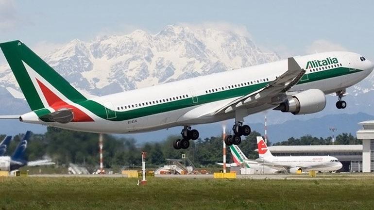 Τέλος εποχής για την ευρωπαϊκή αεροπλοΐα - Απόψε η τελευταία πτήση της Alitalia