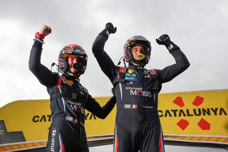 Όλα «παίζονται» για τον τίτλο Οδηγών και Κατασκευαστών στον τελευταίο αγώνα στο   Rally Monza