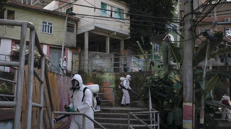 Βραζιλία-Covid-19: Ξεπέρασαν τους 604.000 οι νεκροί