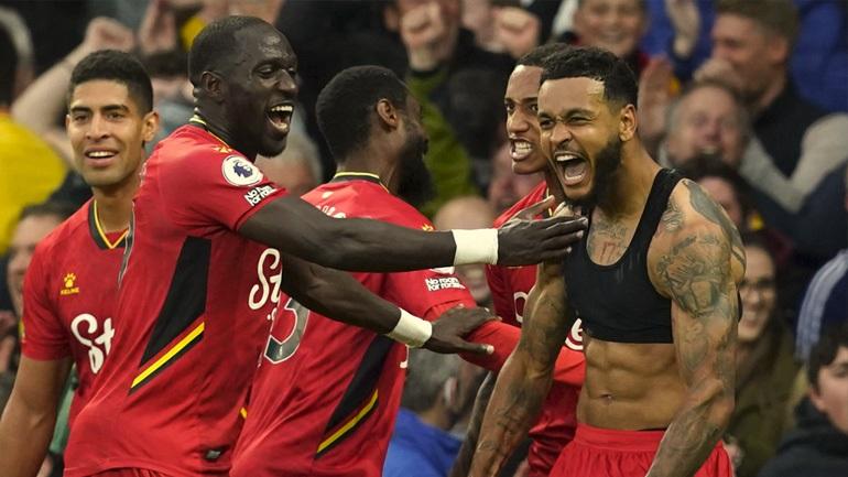 Αγγλία: Εντυπωσιακό «διπλό» για την Γουότφορντ, νίκησε με ανατροπή 5-2 την Έβερτον