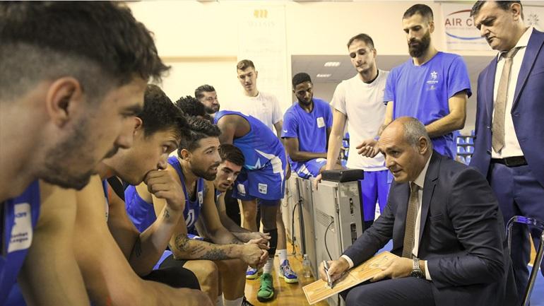 FIBA Europe Cup: Συντριβή για τον Ιωνικό με 87-54 από τη Σπόρτινγκ Λισαβόνας