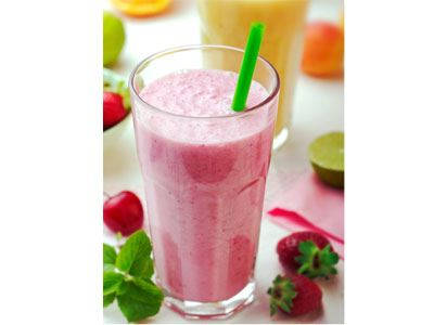 Smoothie με Στέβια από το Canderel Green