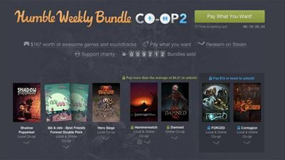Προσφορές Humble Bundle: Co-Op games