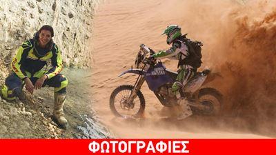Η Ελληνίδα που θα τρέξει σε αγώνες αντοχής μοτοσικλετών στο Μαρόκο cb501da02d9