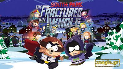 South Park: The Fractured But Whole - Preview: Έτοιμοι για νέο… επεισόδιο;
