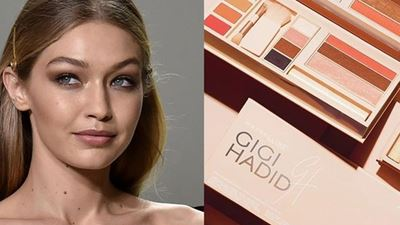 Sold out σε μόλις 90 λεπτά η νέα παλέτα της Gigi Hadid