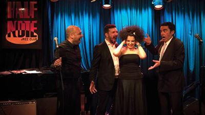 «Happy Opera» στο Half Note Jazz Club