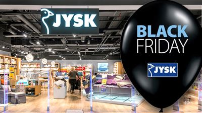 Black Friday στη Jysk!