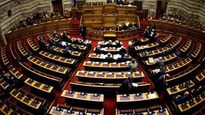 Αποτέλεσμα εικόνας για Βουλή: Όταν η Δημοκρατία πήγε να πιαστεί στα χέρια με τους φασίστες