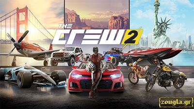 The Crew 2 - Preview: Με αεροπλάνα και βαπόρια