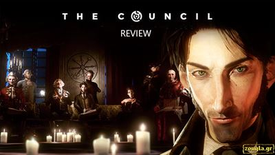 The Council Ep. 1 & 2 - Review: Τι δουλειά έχει ο Ναπολέων με τον Τζορτζ Ουάσινγκτον;
