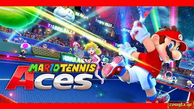 Mario Tennis Aces - Review: O Μάριο παίρνει τη ρακέτα του