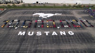 To Mustang είναι η καρδιά και η ψυχή της Ford