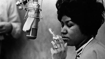 See you in the other side Aretha